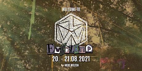 Everland Festival 2021 Tickets