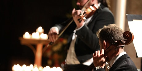 London Concertante Concert in Edinburgh: Viennese Christmas by Candlelight tickets