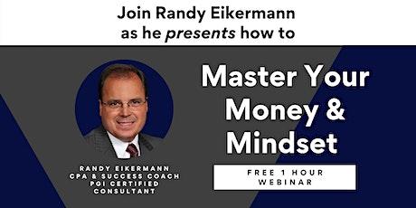 Master Your Money & Mindset tickets