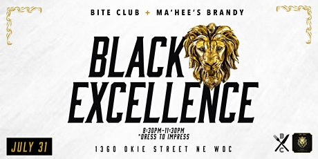 Black Excellence tickets