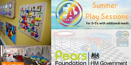 A- Team Pre-school play sessions tickets