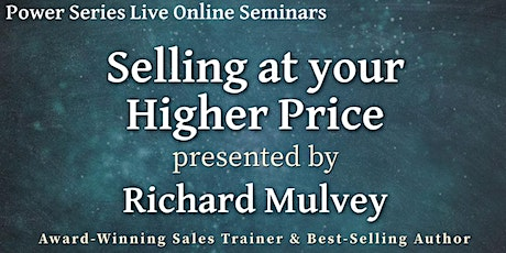 Selling at your Higher Price tickets
