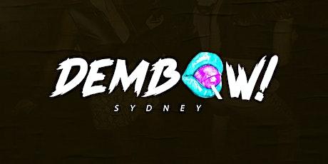 Dembow Sydney tickets
