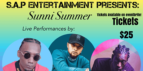 Sunni Summer tickets