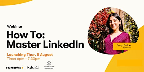 How To:  Master LinkedIn tickets