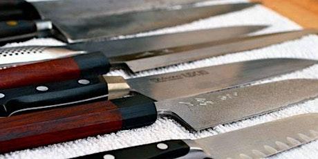 Knife Sharpening tickets