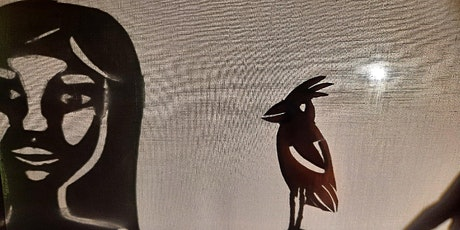 Wooden Heart Shadow Puppetry Workshop with Garbo Production. Age 8 -12 tickets