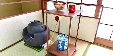 Japanese Tea Ceremony Class, Osaka Japan. tickets