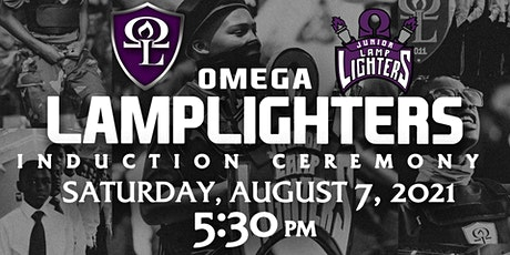 Omega Lamplighters Induction XII 2021 tickets