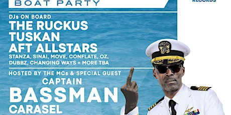 AFT Records Boat Party Plymouth tickets