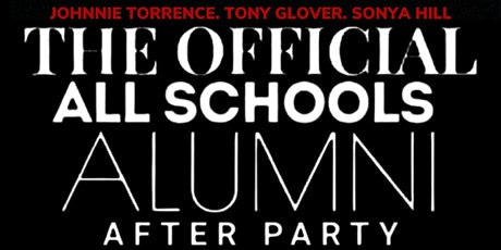 The OFFICIAL ALUMNI AFTER PARTY tickets