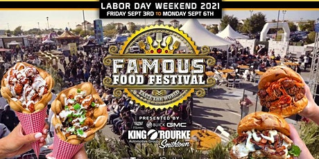 Event Volunteer - Famous Food Festival @ Tanger Outlets  - FREE FOOD!! tickets