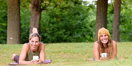 Calm & Coffee: a Special Event Yoga Class Under the Canopy of Trees at Rust tickets