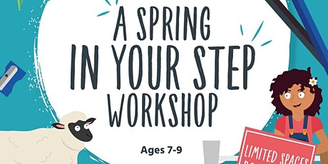Comprehension Free Workshop Ages 7-9 at John Lewis with Explore Learning tickets