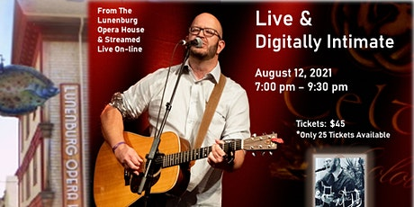 Live and Digitally Intimate with Steve MacIntyre tickets