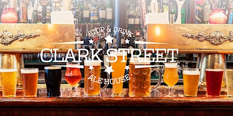 Tony P's Networking Event at Clark Street Ale House's Patio tickets