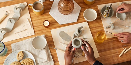Introduction to Pottery Workshop | East London tickets