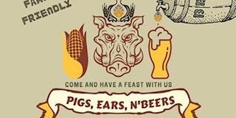 Pigs, Ears, N'Beers tickets
