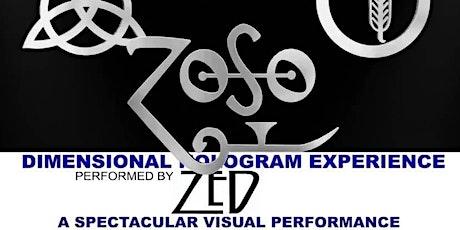 Led Zeppelin Hologram Concert:  Featuring ZED tickets