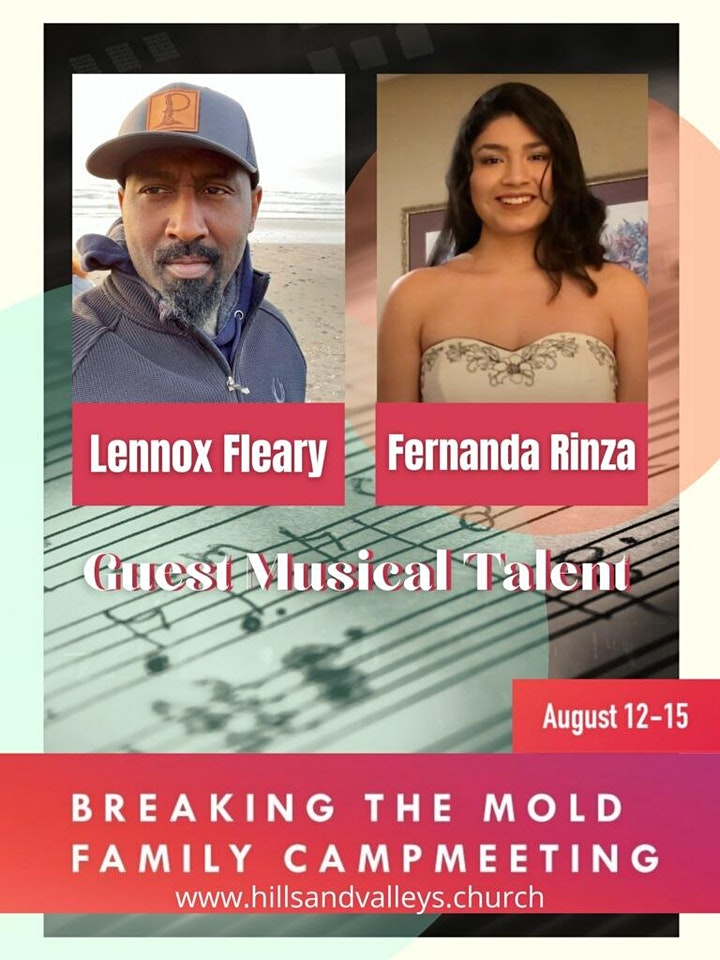 Breaking The Mold Family Campmeeting image