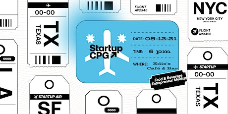 Startup CPG Chicago Meetup - August tickets