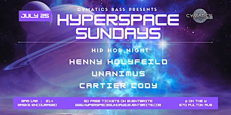 Hyperspace Sundays - Hip-Hop Edition Ft Henny Holyfield tickets