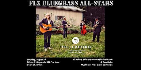 FLX Bluegrass All-Stars at Hollerhorn Distilling tickets