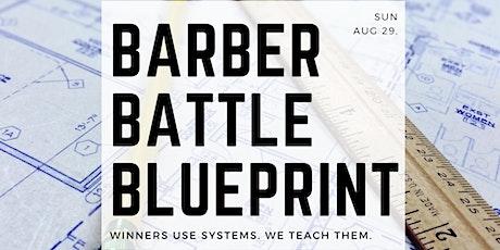 The Barber Battle Blueprint tickets