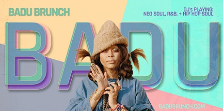 BADU Brunch (Birmingham)(Neo Soul + RnB Lounge) tickets