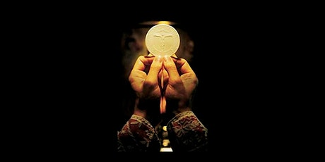 Wednesday Adoration and Mass tickets
