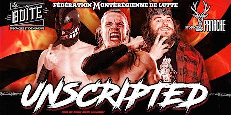 FMLutte | Unscripted Vol.2 | 18+ tickets