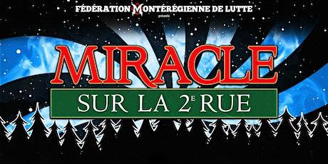 FMLutte | Miracle sur la 2e Rue tickets
