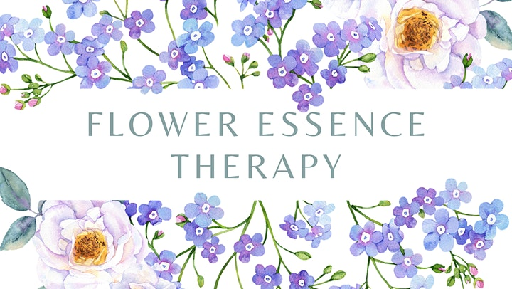 Flower Essence Therapy - Intuitive Application in Holistic Health Practice image