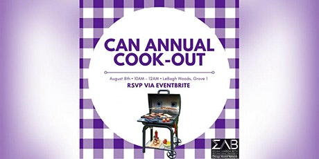 CAN Annual Cook-Out tickets