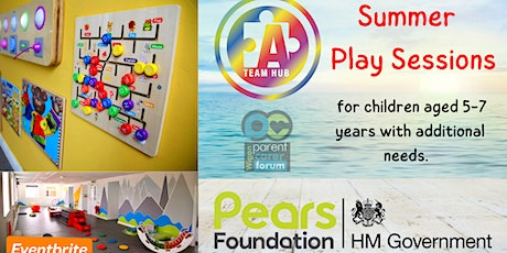 A- Team  play sessions ages 5-7years tickets