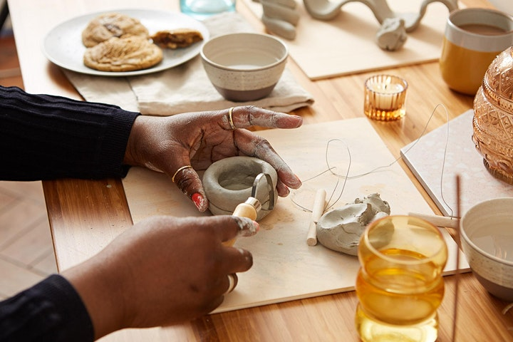 Introduction to Pottery Workshop   East London image