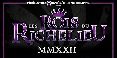 FMLutte | Les Rois du Richelieu (Fin de Saison) tickets