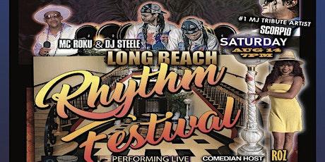 LONG BEACH RHYTHM FESTIVAL tickets