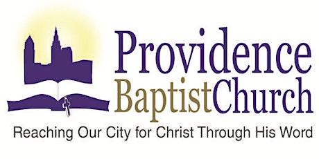 Providence Baptist Church Movie Night tickets