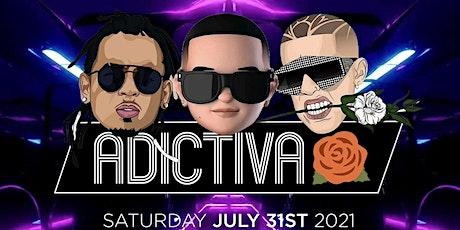 ADICTIVA / REGGAETON + HIP HOP PARTY @ CATCH ONE - 18+ tickets