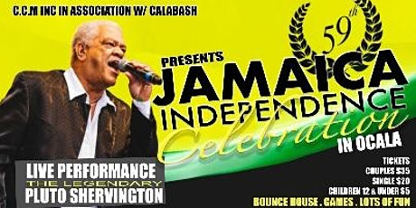 Jamaica  59th Independence Celebration tickets