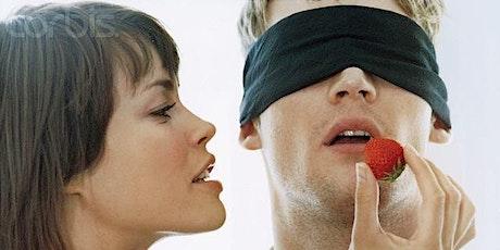 Elegant Black Blindfold Sensual Dinner  (SOLD OUT) tickets