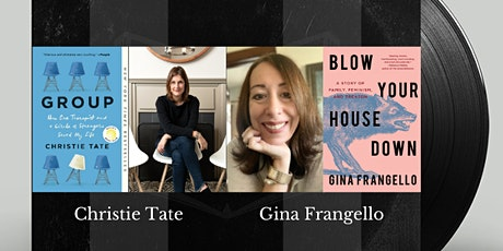 Authors on Tap:  Christie Tate and Gina Frangello tickets