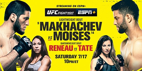 ONLINE-StrEams@!.MAKHACHEV v MOISES FIGHT LIVE ON 2021 tickets
