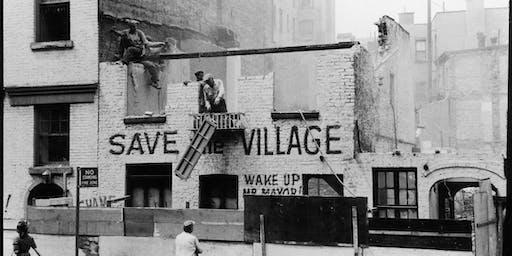 Save The Village - Walking Tour