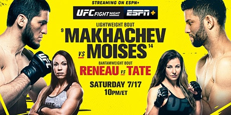 StREAMS@>! (LIVE)-MAKHACHEV v MOISES FIGHT LIVE ON fReE 2021 tickets