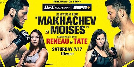 StREAMS@>! r.E.d.d.i.t-MAKHACHEV v MOISES FIGHT LIVE ON 17 Jul 2021 tickets