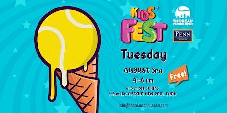Kids Fest Tennis Event tickets