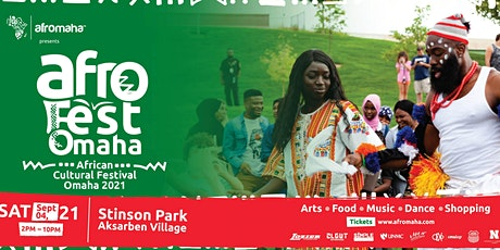 Afro Fest Omaha 2021 tickets