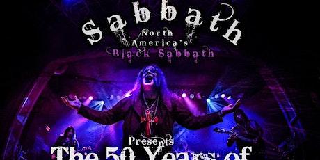 SABBATH! The 50 Years of Black Sabbath Show tickets